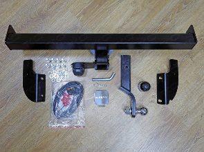 Фаркоп - прицепное устройство для Ниссан Мурано 2016