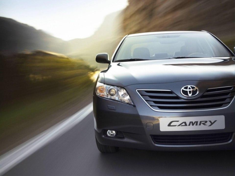 Toyota Camry 2010-го года уже в прод…